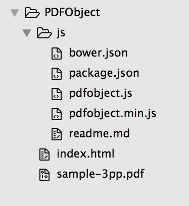 Nostra Technology: Inline PDF Viewer dengan PDFObject
