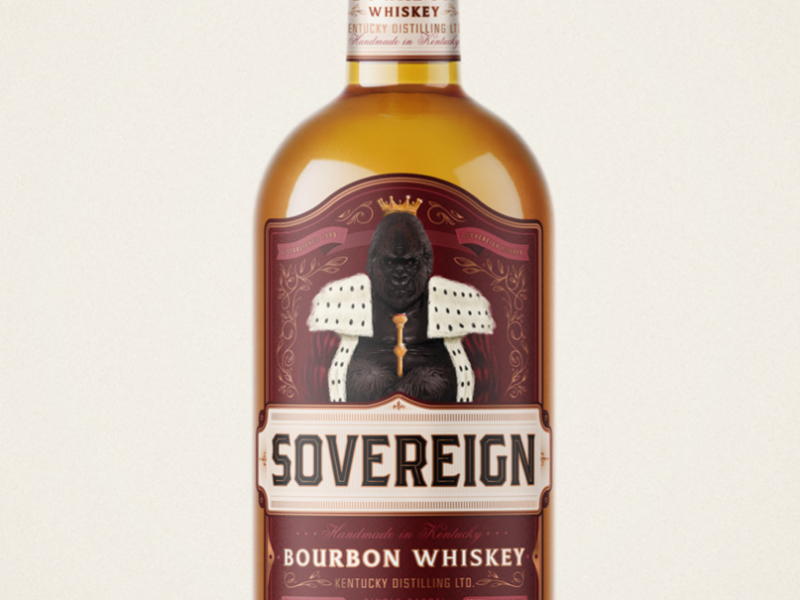 Sovereign Bourbon Whiskey