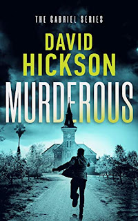 Murderous - a gripping new thriller book promotion sites David Hickson