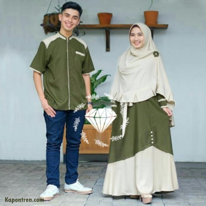 Baju Pasangan Couple Muslim