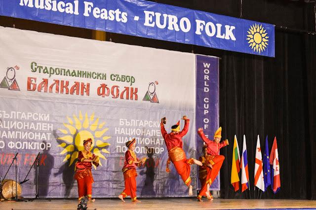 Galang Dance Community di Balkan Fest-jurnaland.com