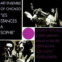 art ensemble of chicago - les stances a sophie (1970)