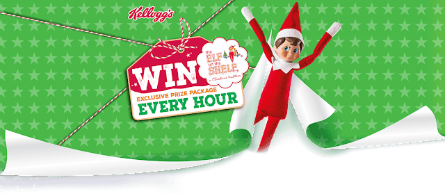 Image: Win An Official Elf on the Shelf® Christmas Tradition set