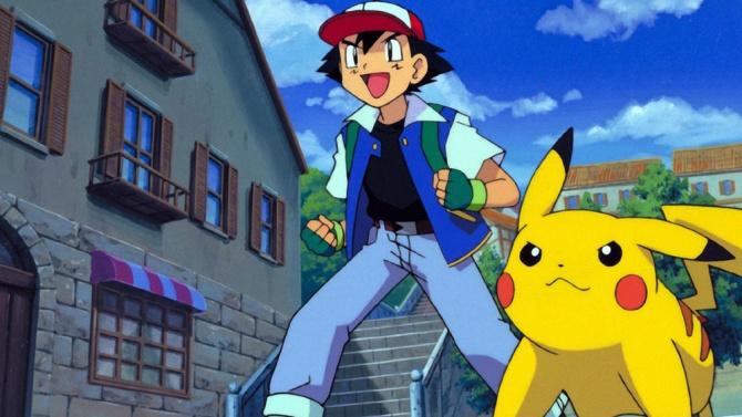 Pokemon movie - Detective Pikachu