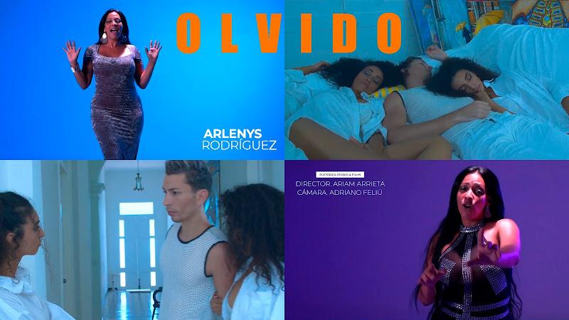 Arlenys Rodríguez - ¨Olvido¨ - Videoclip - Director: Ariam Arrieta. portal Del Vídeo Clip Cubano. Música cubana. CUBA.