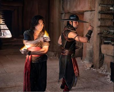 liu kang kung lao shaolin brothers temple mortal kombat wallpaper screensaver
