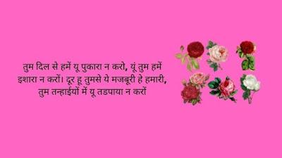 Best I Love You Shayar in hindi