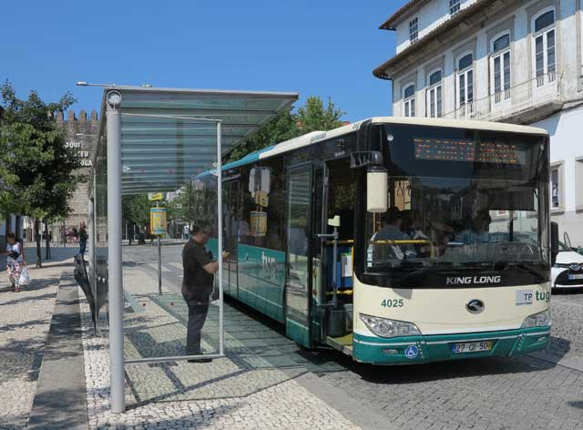 Guimarães Bus