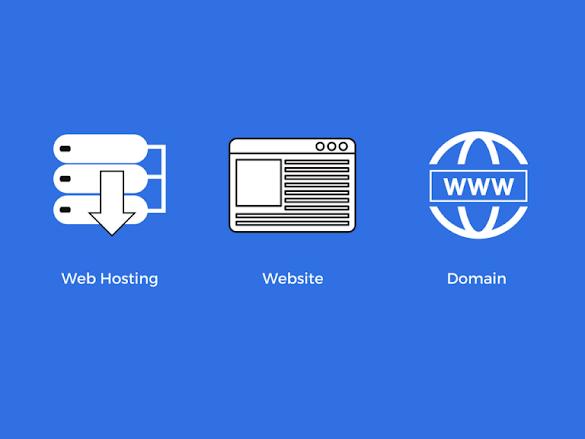 Pengertian Web Hosting Dan Domain Name