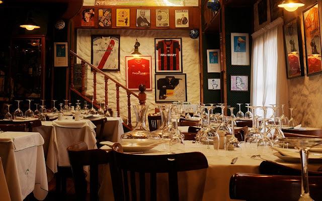 Restaurante La Brigada em San Telmo
