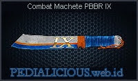Combat Machete PBBR IX