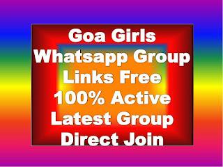 Goa Girls Whatsapp Group Links Goa Whatsapp Group Links