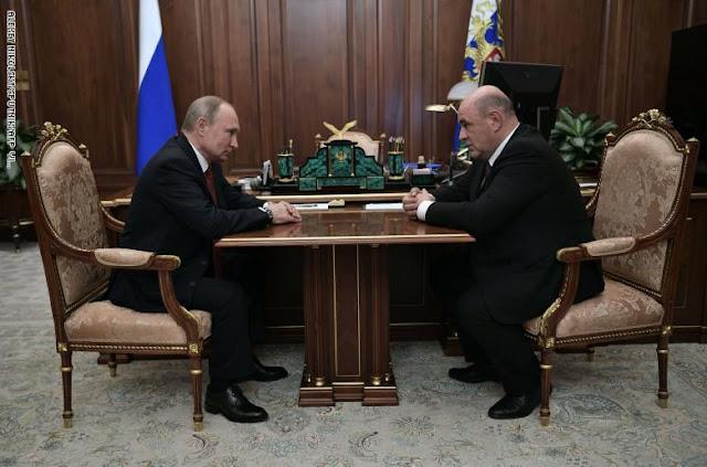الغامض ميخائيل ميشوستين.. من هو رئيس وزراء روسيا الجديد؟
