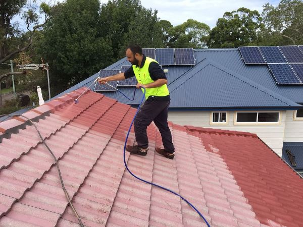 Roof Restoration Moonee Ponds