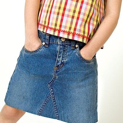 Skirting the Pants