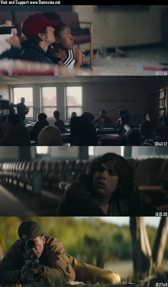 Run Hide Fight 2020 Dual Audio Hindi 720p 480p BluRay [950mb 350mb]