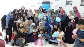 ulang tahun Blogger Gandjel  rel Semarang