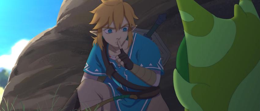Questo straordinario cortometraggio di The Legend of Zelda: Breath of the Wild vi farà desiderare, come mai prima, una serie animata