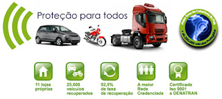 Proteção contra furto e roubo de carros em Vitória