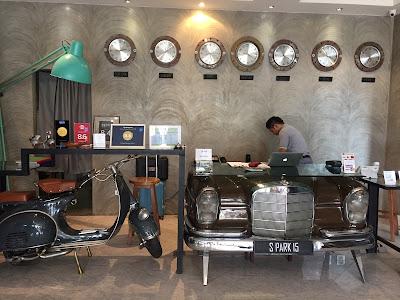 S Park Design Hotel Laos