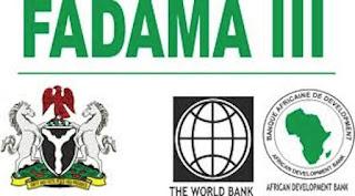 Federal Government of Nigeria Fadama III Agro-preneur Support Programme 2018