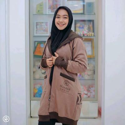 model Jaket Muslimah ria richis