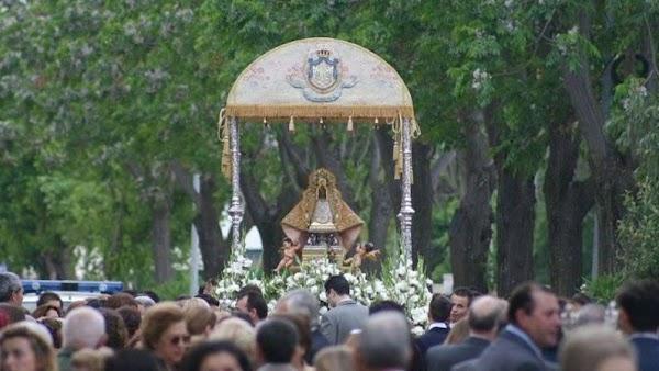 Año jubilar para la Virgen de Aguas Santas de Villaverde del Río