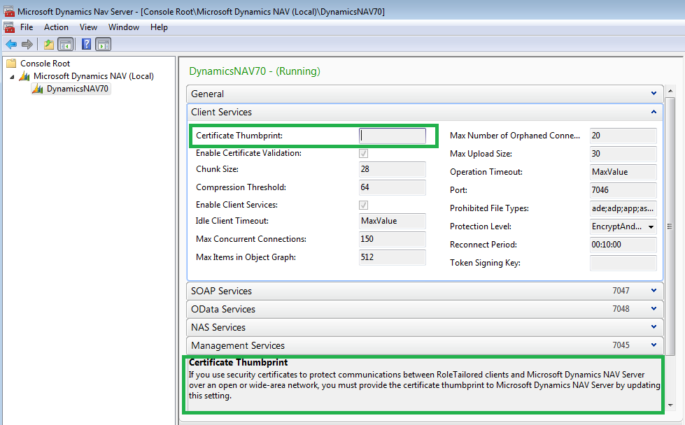 Saurav Dhyani Nav Msdyn365bc Nav 2013 Credential Type How To Use