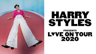 HARRY STYLES LOVE TOUR 2020