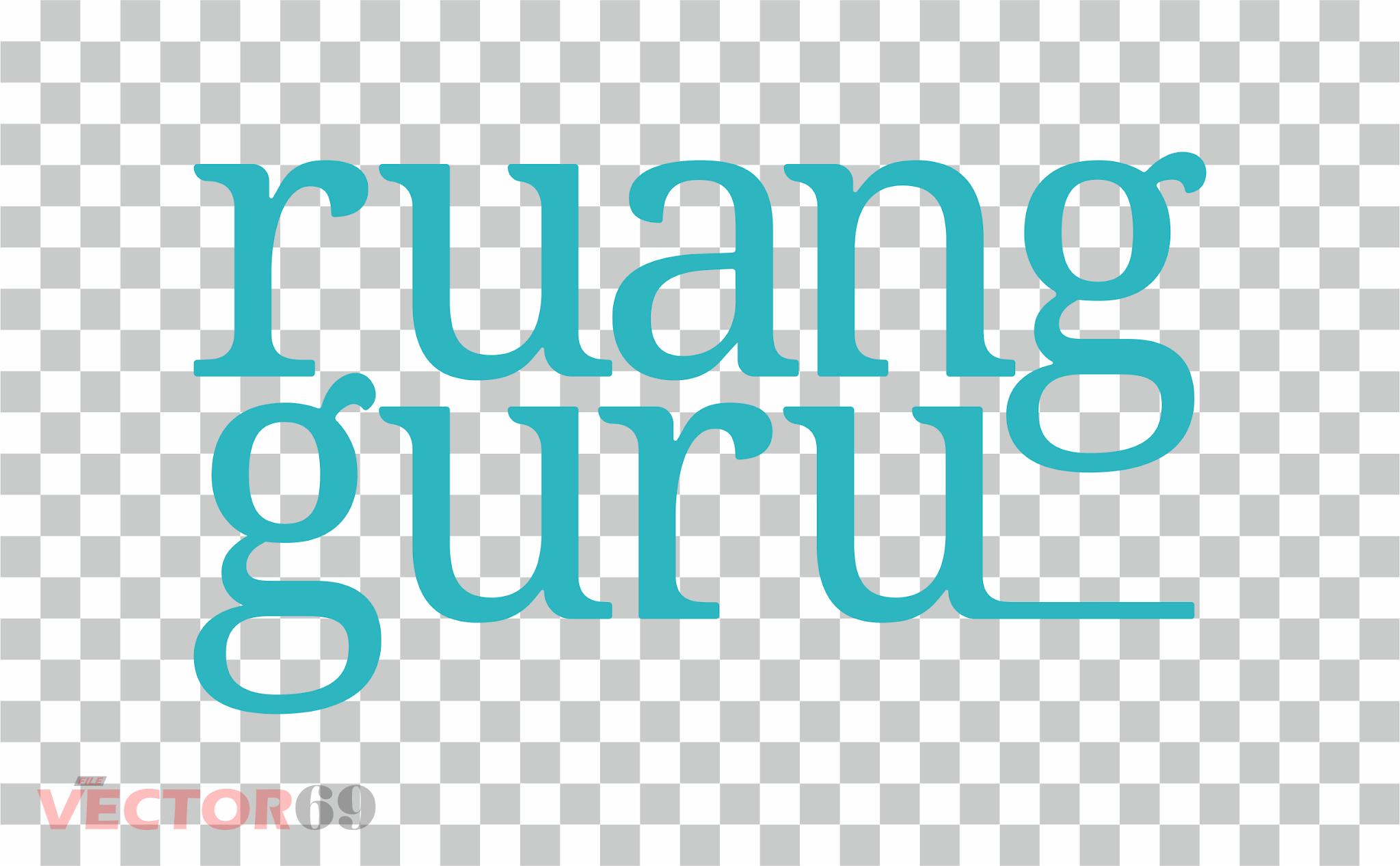 Ruangguru Logo - Download Vector File PNG (Portable Network Graphics)