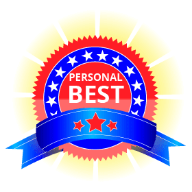 Personal Best Award