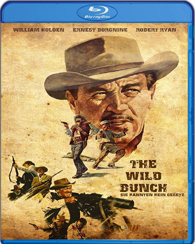 The Wild Bunch [1969] [BD25] [Español]