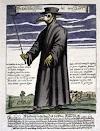 Os médicos da peste negra medieval