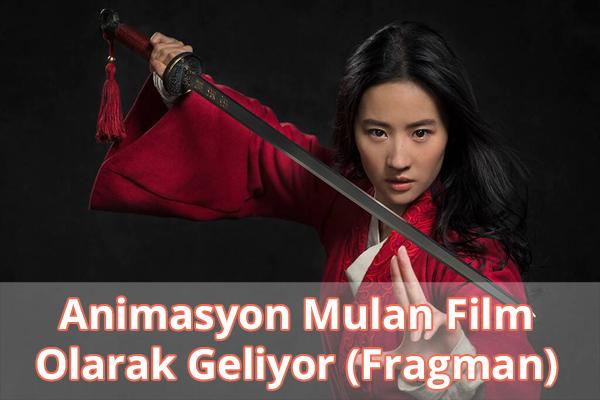 Mulan Film Fragman İzle