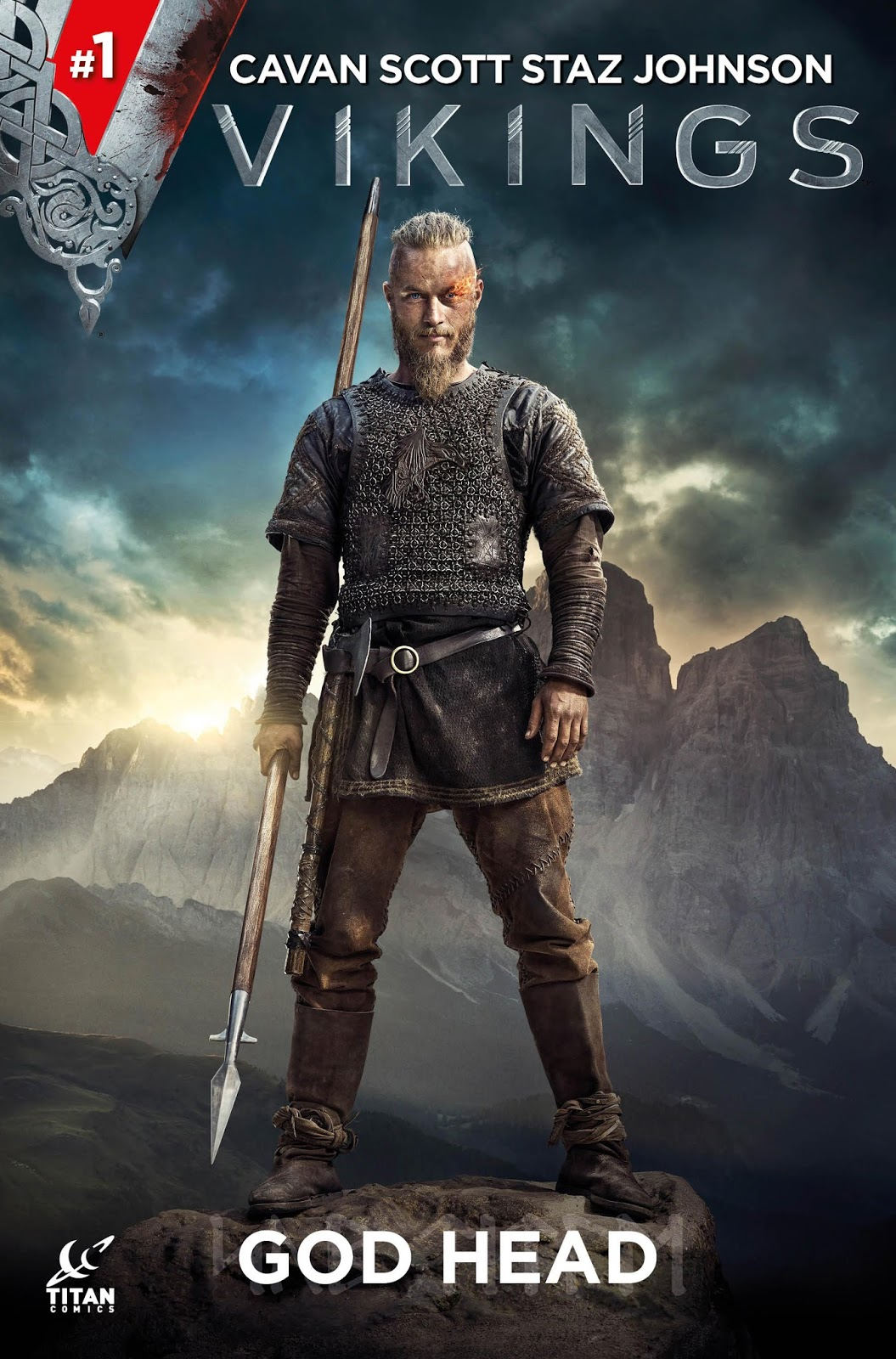 Vikings (Vikingos) Temporada 4 HD SERIES YASNEET HD