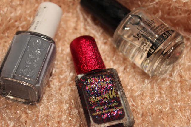 NOTD: Barry M Limited Edition Polish