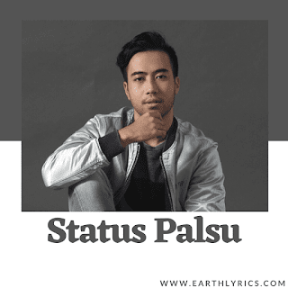 Status Palsu lyrics