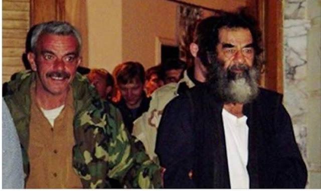 الرجل الذي أخفى صدام حسين يخرج عن صمته ويكشف هذه المفاجأة! إليكم ماذا كان يفعل صدام في هذه الحفرة..