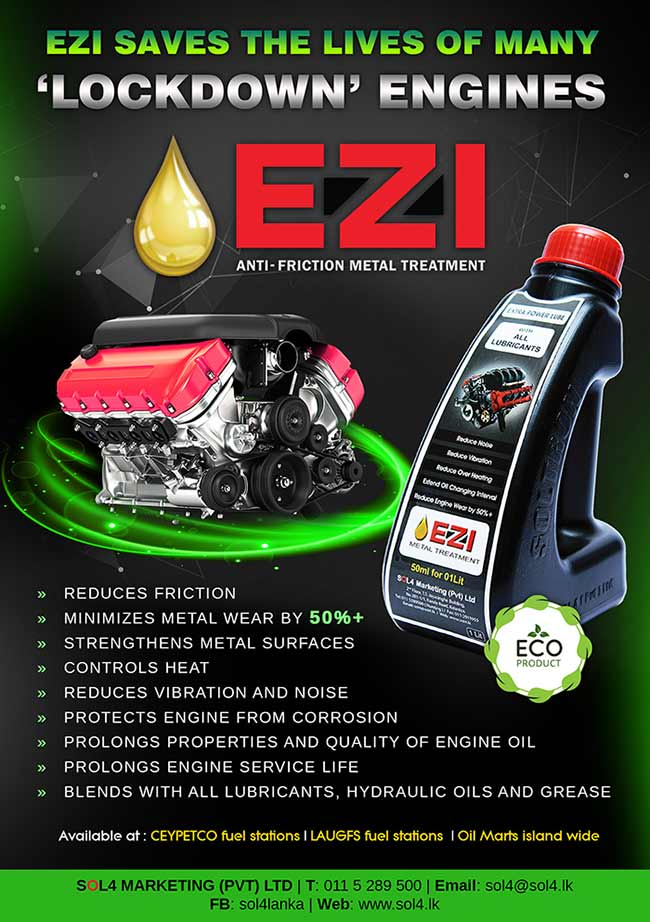 EZI - Anti-Friction Metal Treatment.