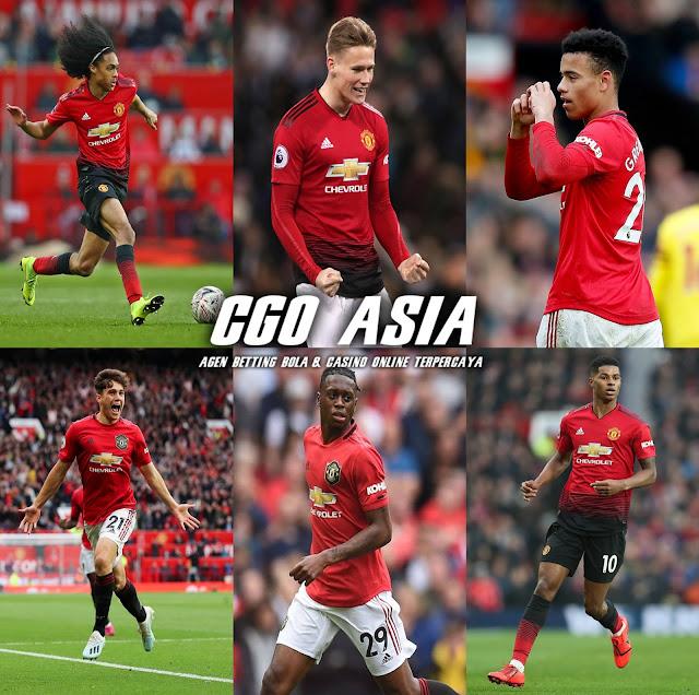 Manchester United membangun dinasty baru pemain muda terbaik ? - Rumahsport.com