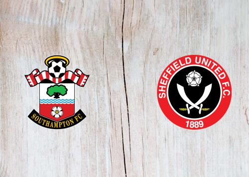 Southampton vs Sheffield United -Highlights 26 July 2020