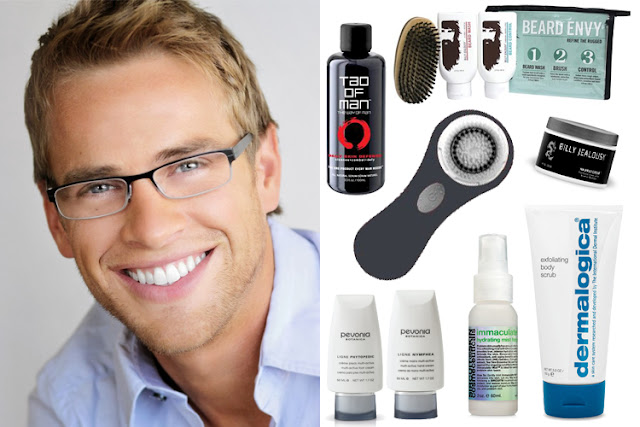 Gift Guide for the Groomed Guy