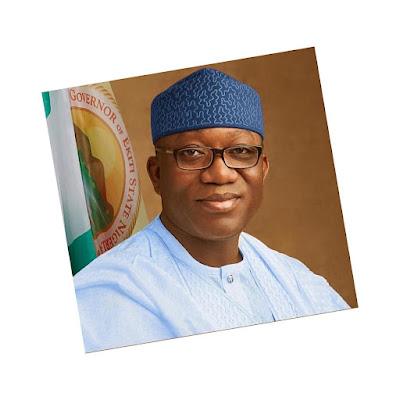SD News Blog, Use corps members to beef up security — Gov. Fayemi urges Buhari