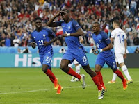 Prancis vs Islandia 5-2 Video Gol & Highlights