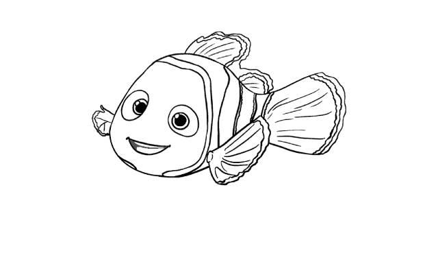 imagenes de los personajes de la pelicula buscando a Nemo