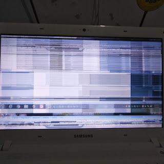 Cara Memperbaiki Layar Laptop Blank (Reball Chipset VGA) Tanpa Biaya