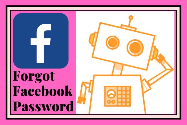Forgot My Facebook Password