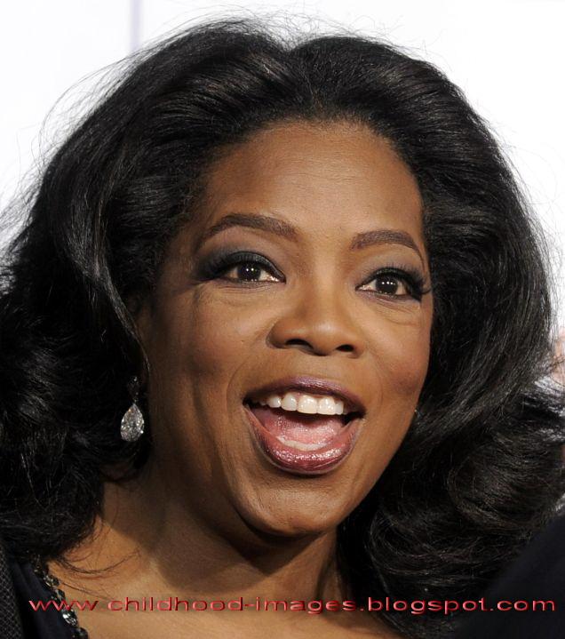 Oprah: Childhood Pictures: Oprah Winfrey Mini Biography And Rare