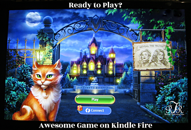 Video Game on Kindle Fire