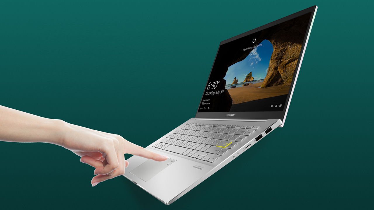 windows hello fingerprint ASUS VivoBook S14 S433 Memperkuat Peran Laptop tetap Penting di Masa Kejayaan Smartphone